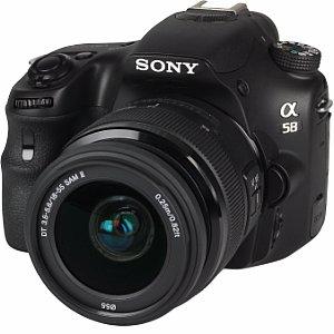 3. Sony SLT-A58K
