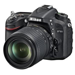 4. Nikon D7100