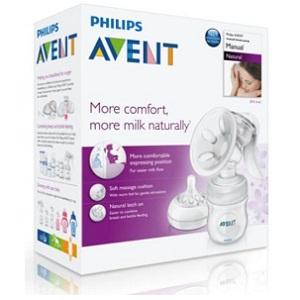 4. Philips Avent Natural Scf330 20