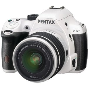 5. Pentax K-50