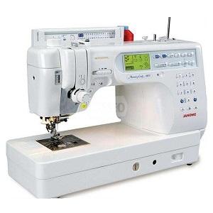 7.Janome MC 6600 P