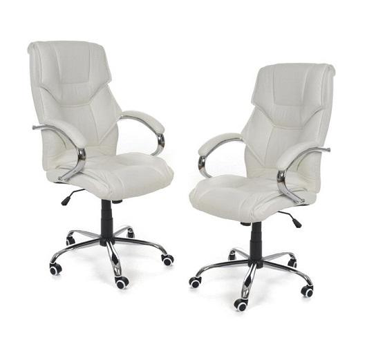 ᐅ Dobre Fotele Skórzane Biały Ranking I Opinie We