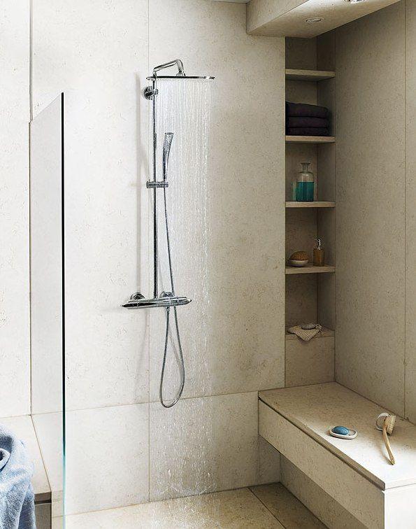 ᐅ Dobre Baterie Prysznicowe Z Termostatem I Deszczownicą Rankingi